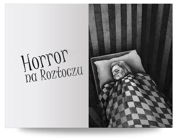 Projekt Horror na Roztoczu 2: Insomnia
